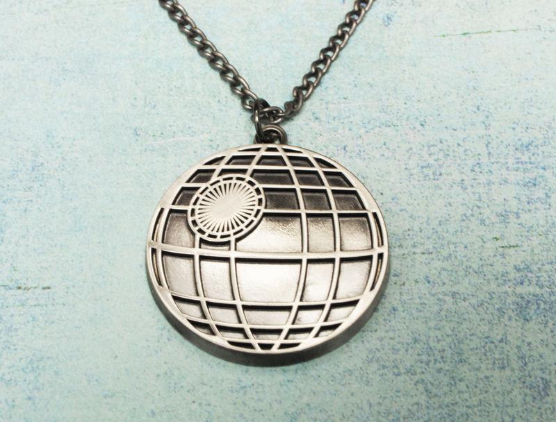 Death Star Necklace, large - product images  of