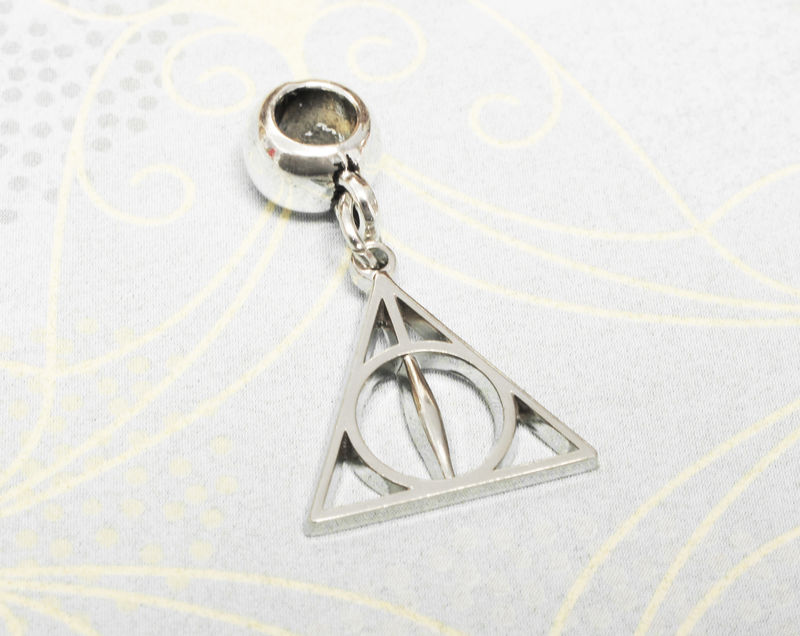 Deathly Hallows Bracelet Charm - product images  of