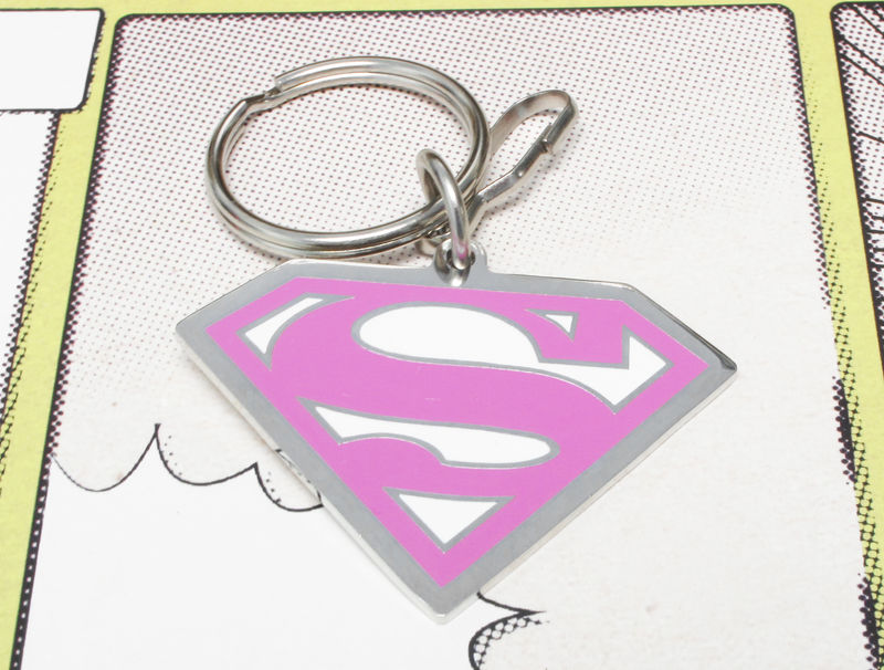Supergirl Key Chain - product images  of