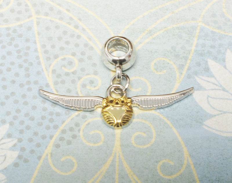 Golden Snitch Charm for European Bracelets - product images  of