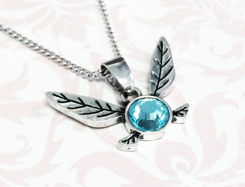 Legend of Zelda Navi Necklace - product images  of