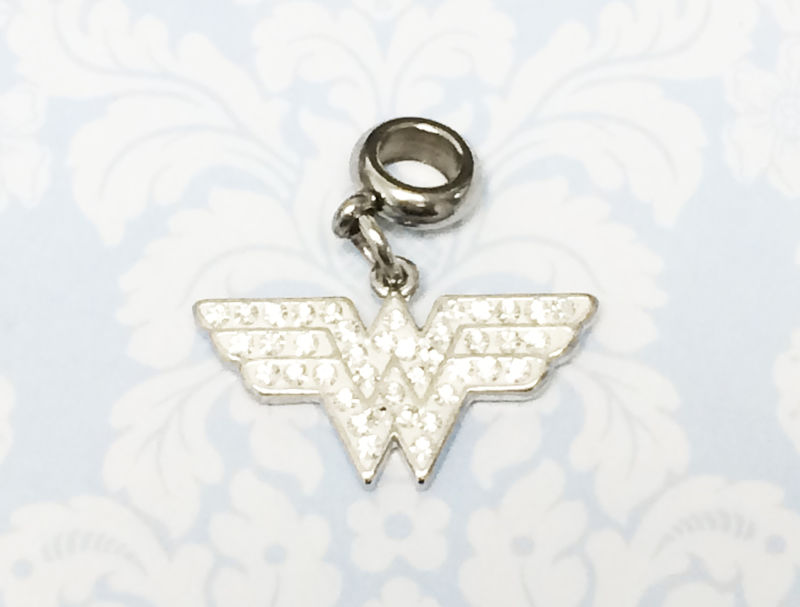 Wonder Woman Bracelet Charm - product images  of