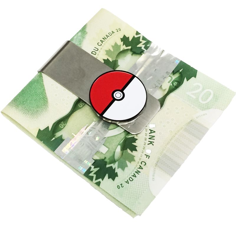 Pokéball Money Clip - product images  of