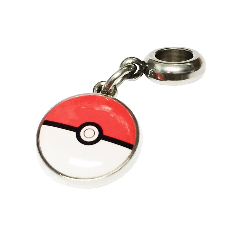 Pokémon Pokéball Bracelet Charm - product images