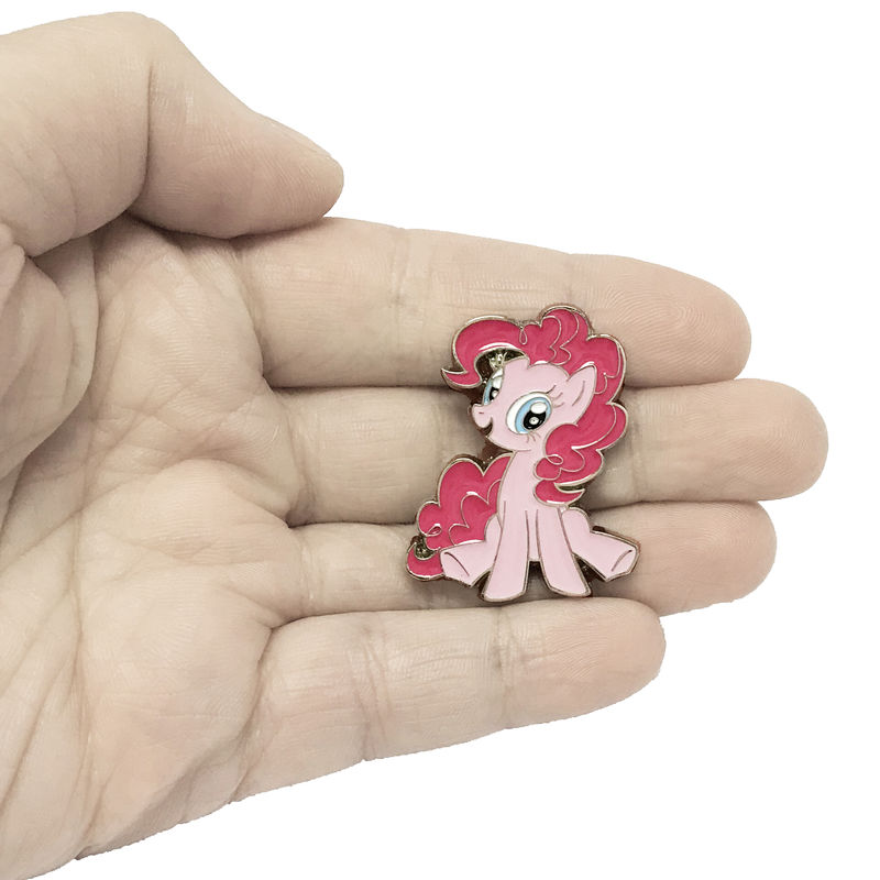 My Little Pony Pinkie Pin Enamel Pin - product images  of