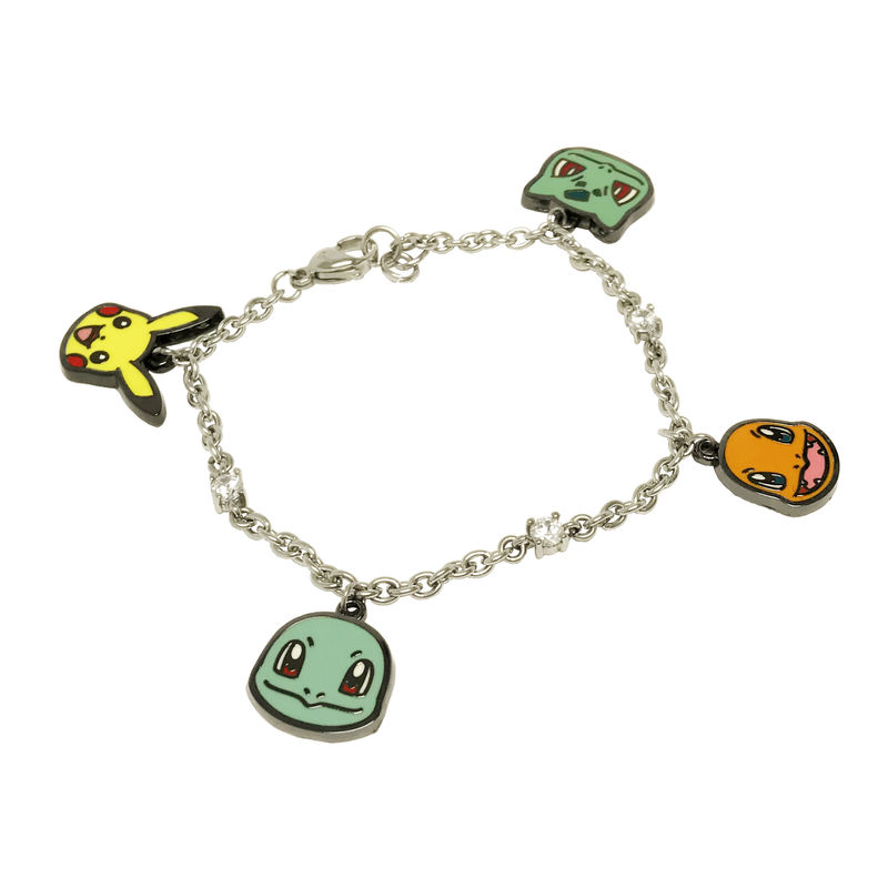 Pokémon Starters Charm Bracelet - product images  of