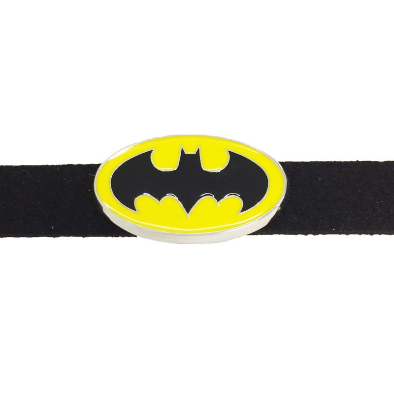 Batman Yellow Symbol Choker Necklace - product images  of