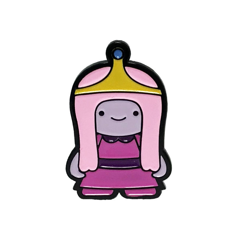 Adventure Time Princess Bubblegum Enamel Pin - product images  of