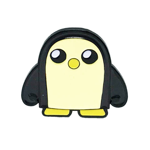 Adventure,Time,Gunter,Enamel,Pin,adventure time, enamel pin, gunter, penguin, kid robot, kidrobot, mystery box, collection, collectors