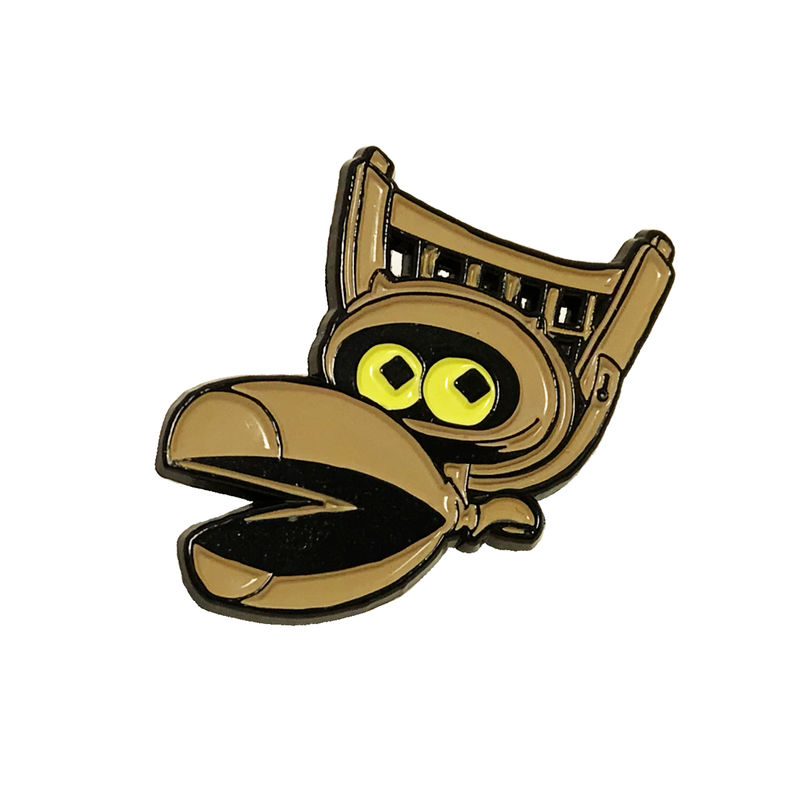 MST3K The Crow Enamel Pin - product images  of