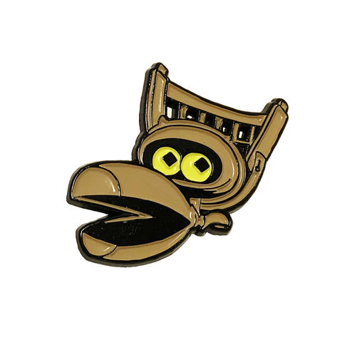 MST3K,The,Crow,Enamel,Pin, enamel pin, the crow, mystery science theatre 3000, character, collectors