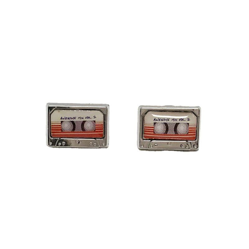 Guardians of the Galaxy Awesome Mix Vol. 2 Stud Earrings - product images  of