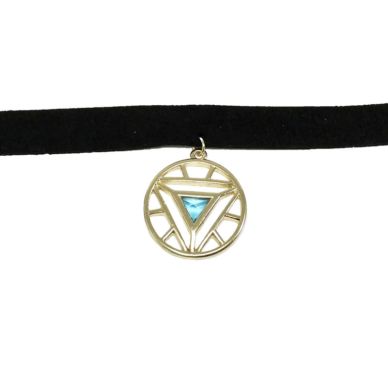 Iron Man Arc Reactor Choker Necklace - product images  of