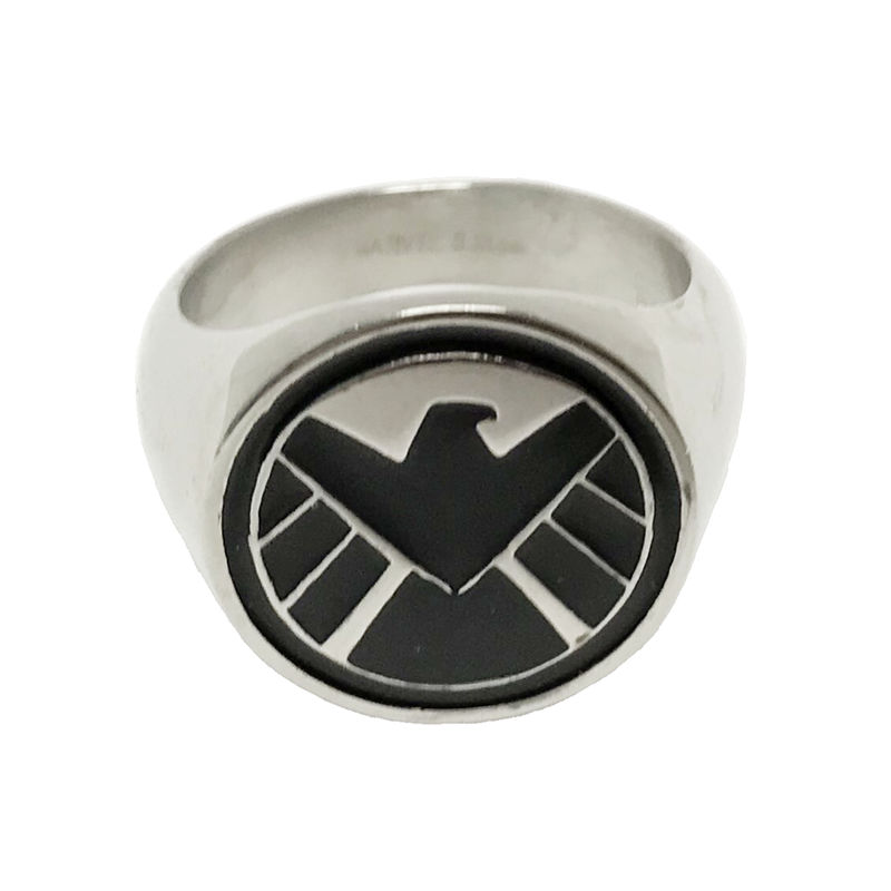 Agents of S.H.I.E.L.D. Stainless Steel Ring - product images  of