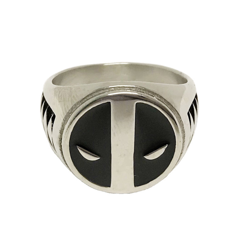 Deadpool Stainless Steel Ring - product images  of
