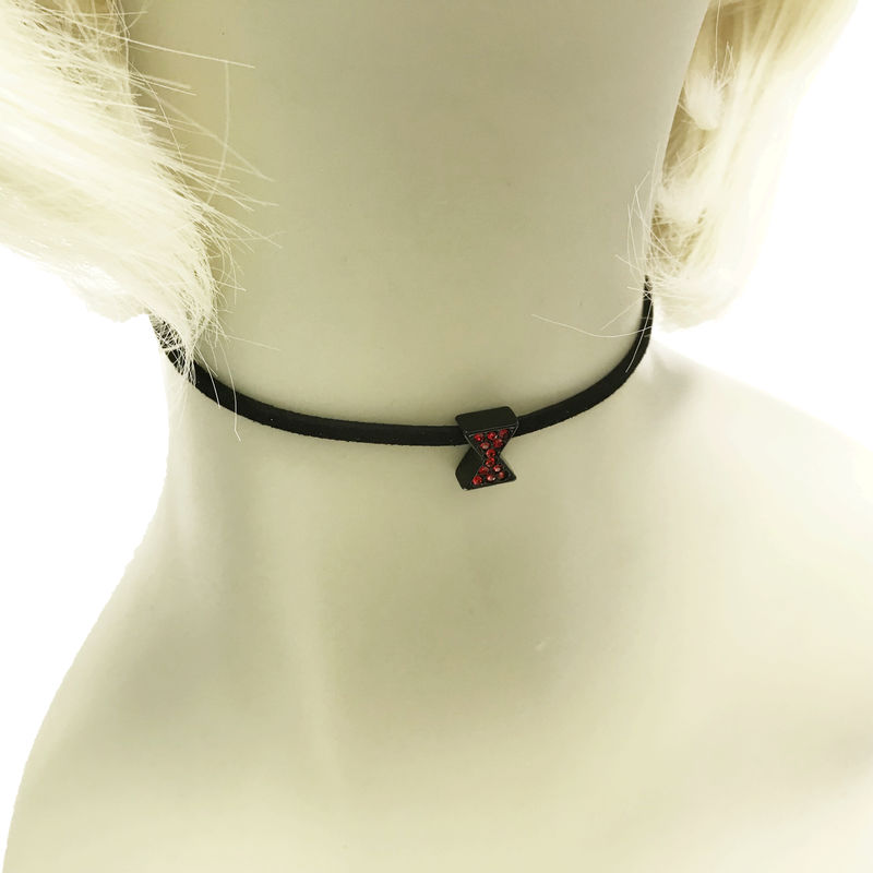 Black Widow Dainty Choker - product images  of
