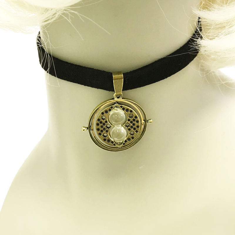 Harry Potter Timeturner Choker Necklace - product images  of