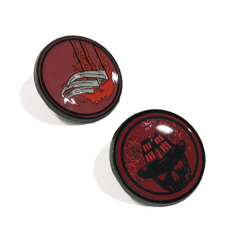 Nightmare on Elm Street Enamel Pin Set - product images  of