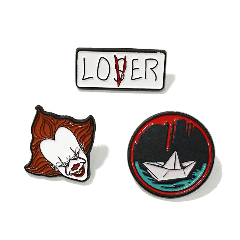 It Movie Enamel Pin Set - product images  of