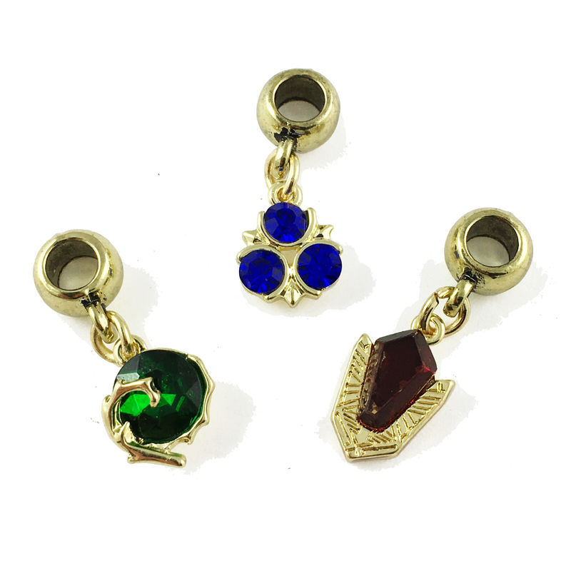 Legend of Zelda | Spiritual Stones bracelet charms set - product images  of