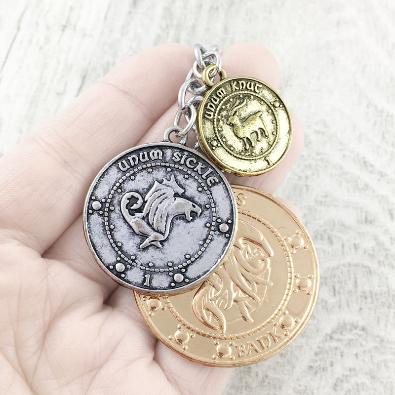 Harry Potter | Gringotts Coins Keychain - product images  of