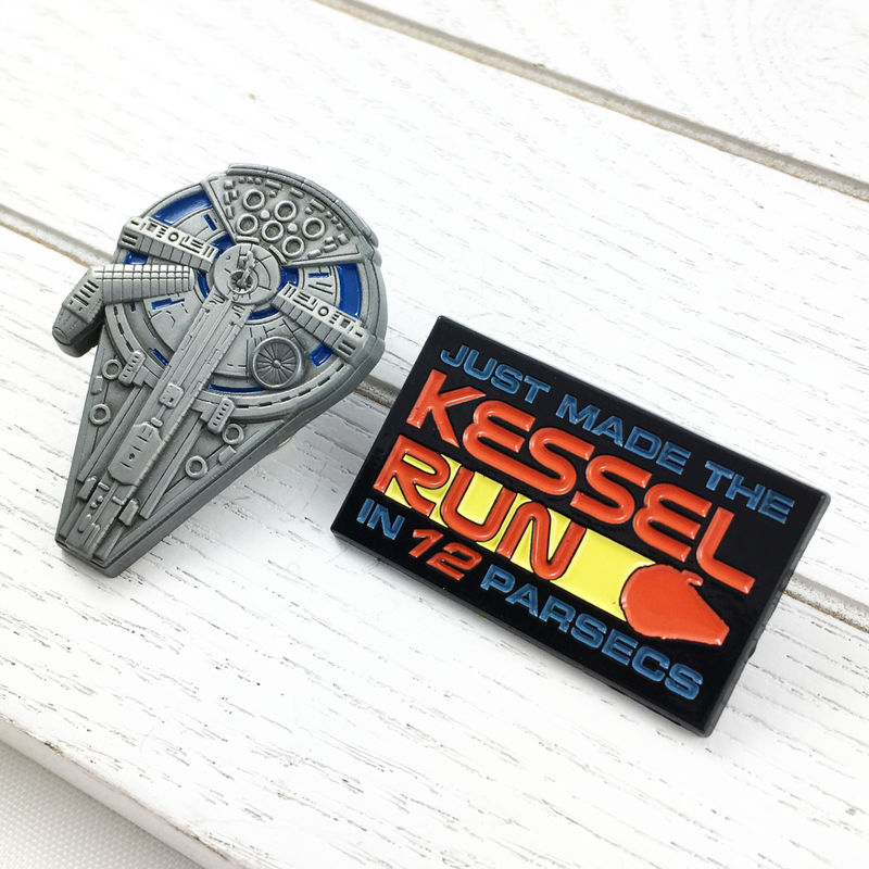 Star Wars | Kessel Run Pin Set - product images  of
