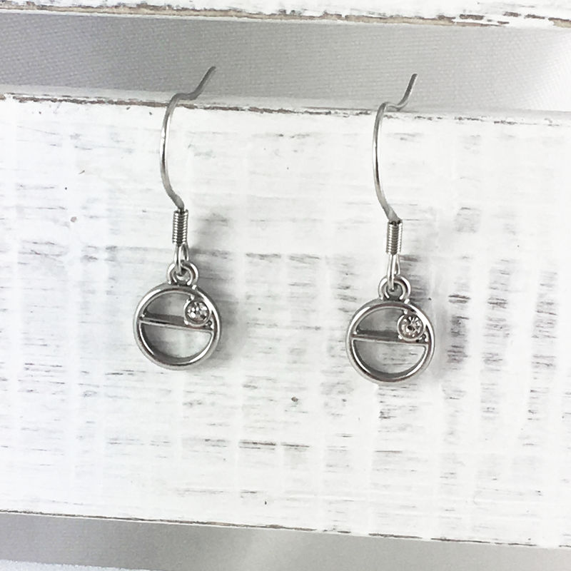 Star Wars | Tiny Death Star Earrings - product images  of