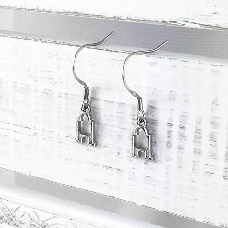 Star Wars | Tiny R2D2 Earrings - product images  of