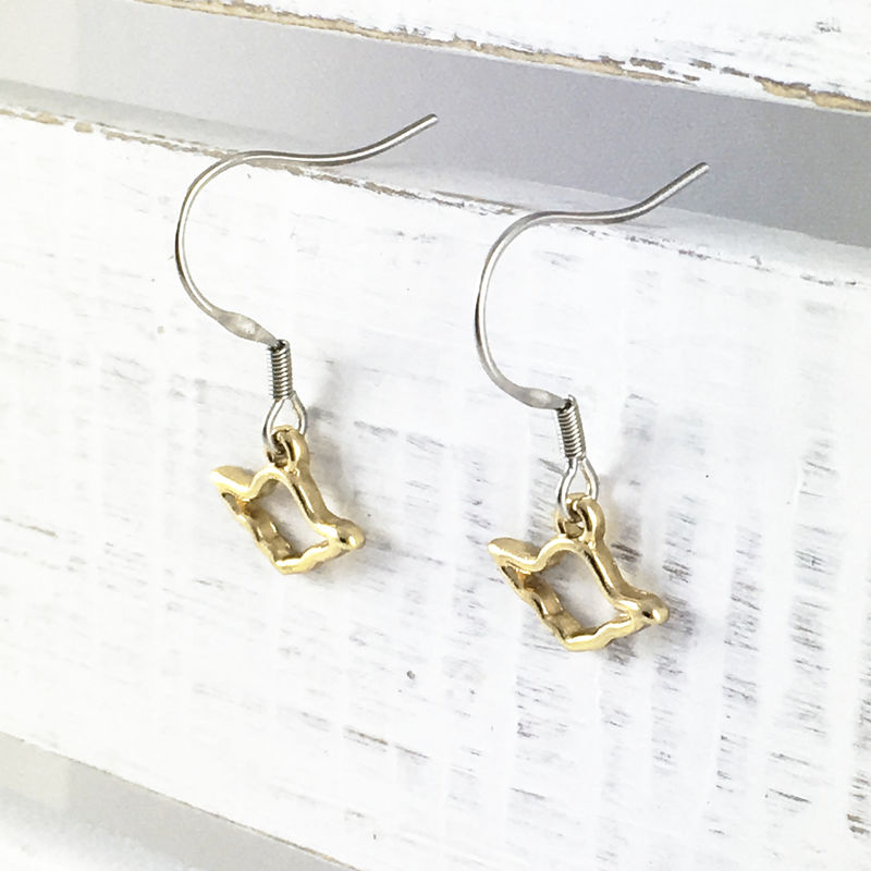 Star Wars | Tiny Yoda Earrings - product images  of
