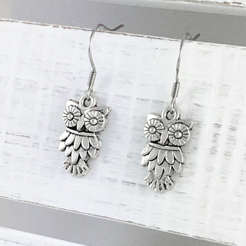 Owl Earrings - product images  of