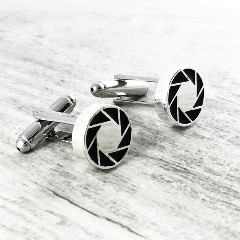 Portal | Aperture Laboratories Cuff Links - product images  of