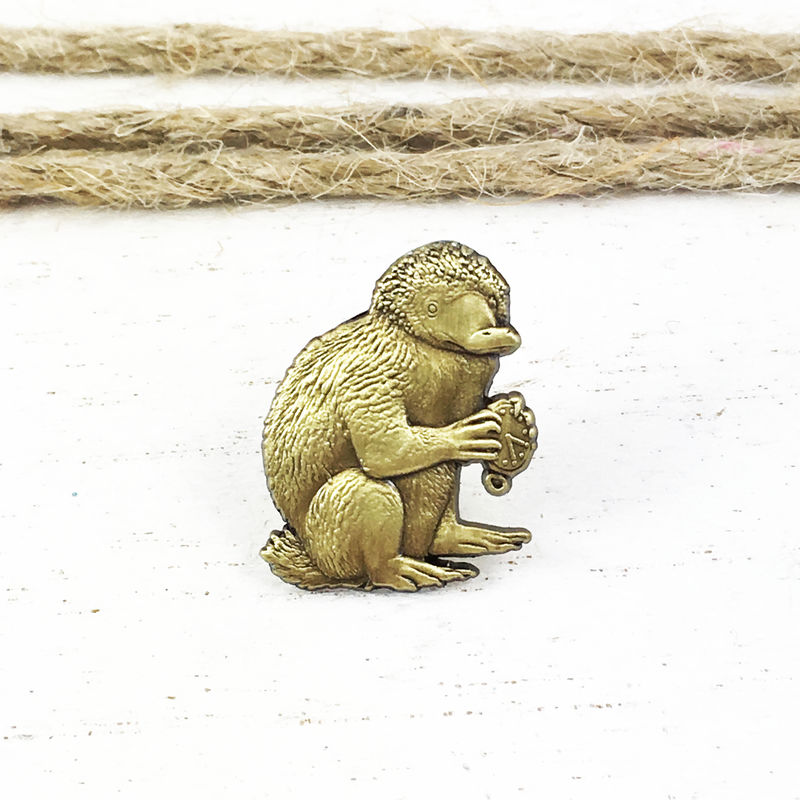 Fantastic Beasts | Bronze Niffler Pin - product images  of