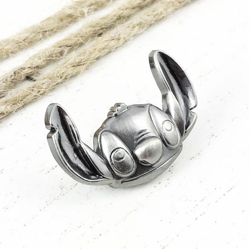 Lilo and Stitch | Stitch Pewter Pin - product images  of