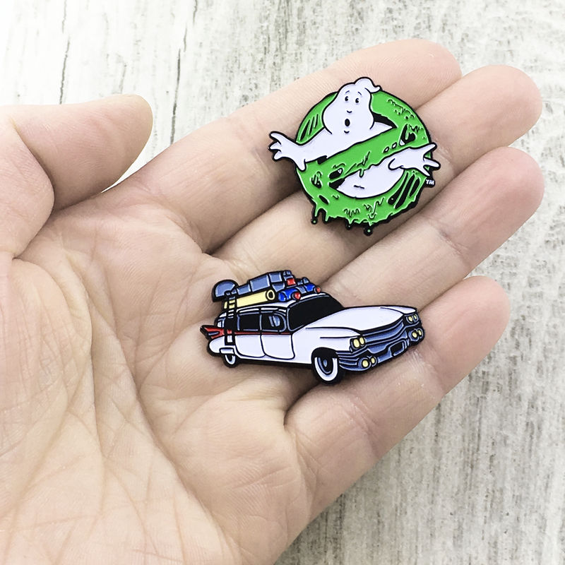 Ghostbusters Enamel Pin Set - product images  of