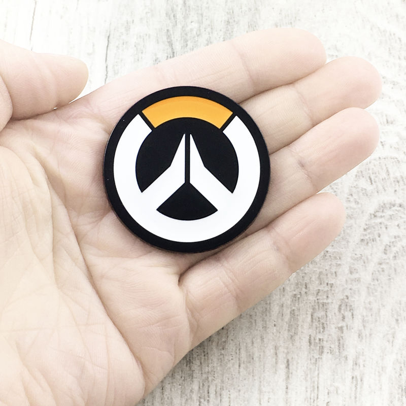Overwatch Logo Large Enamel Pin - product images  of