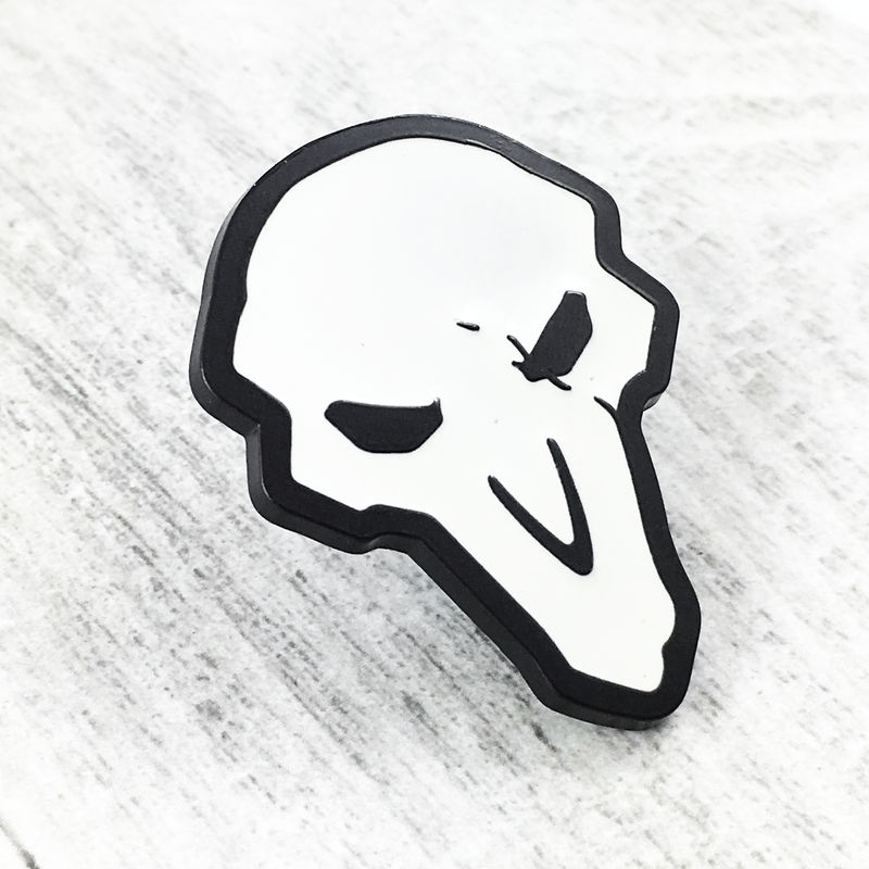 Overwatch Reaper Large Enamel Pin - product images  of