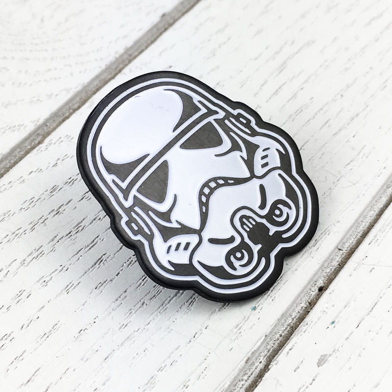 Stormtrooper Enamel Pin - product images  of