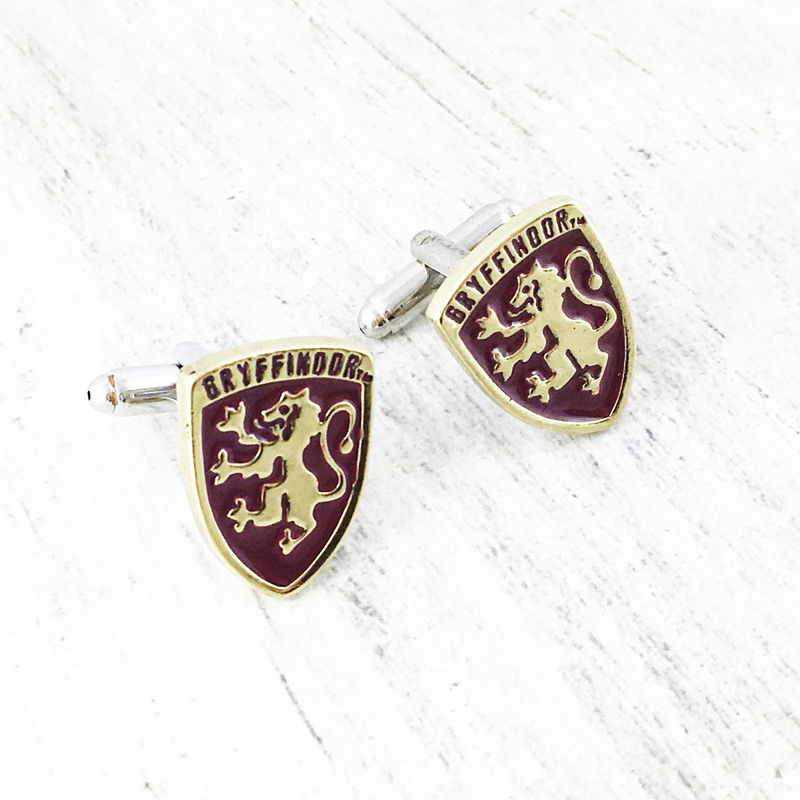 Harry Potter Gryffindor Cuff Links - product images