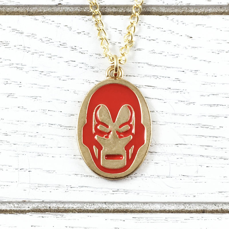 Iron Man | helmet pendant necklace - product images  of