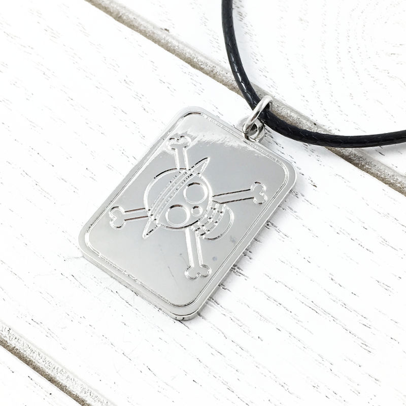 One Piece Flag Necklace - product images  of