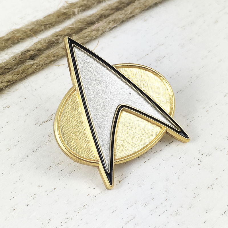 Star Trek Next Generation Communicator Pin - product images  of