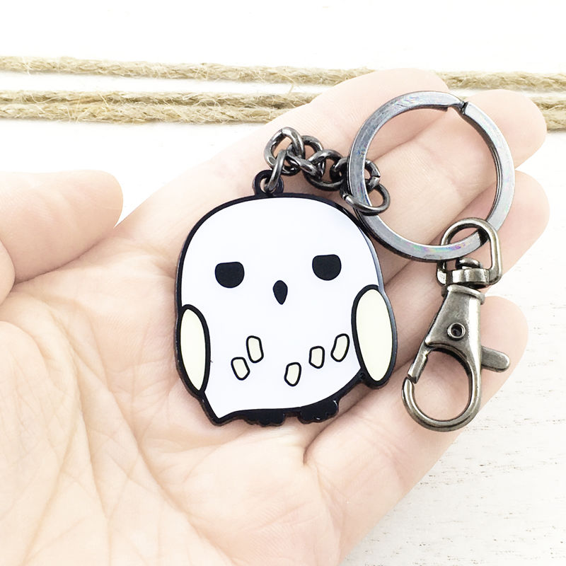 Harry Potter Hedwig Cutie Keychain - product images  of