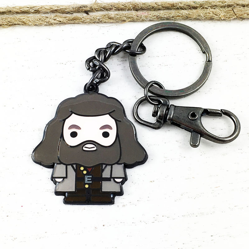 Harry Potter Hagrid Cutie Keychain - product images  of