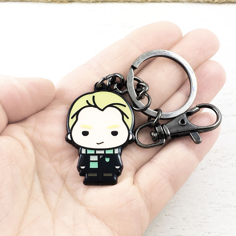 Harry Potter Draco Malfoy Cutie Keychain - product images  of