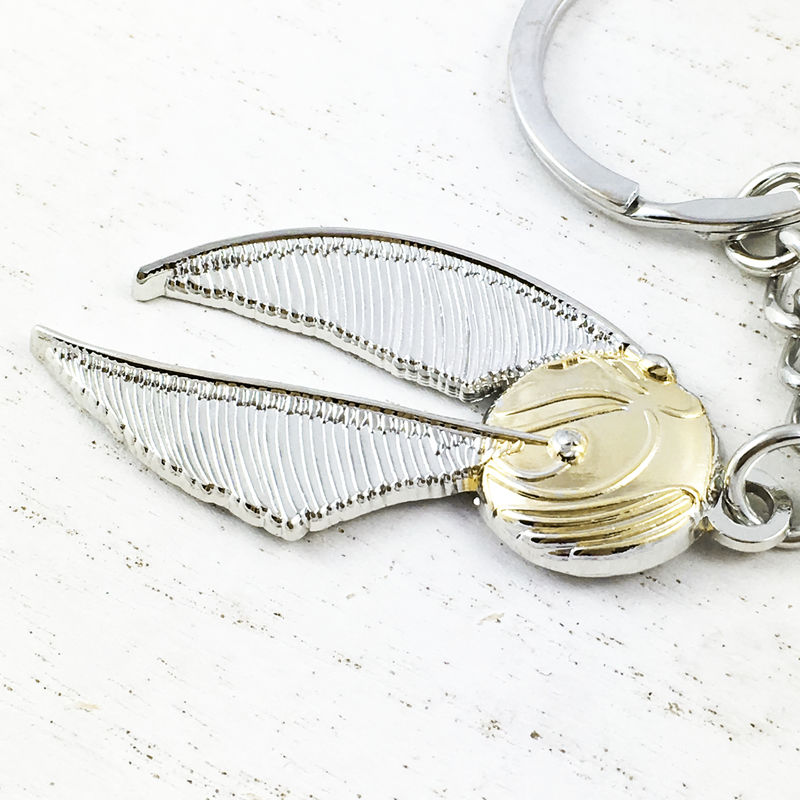 Harry Potter Golden Snitch Keychain - product images  of