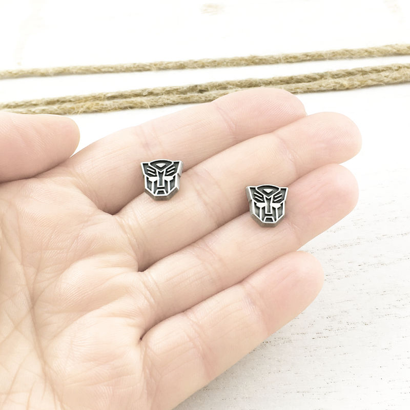 Transformers Autobots Stud Earrings - product images  of