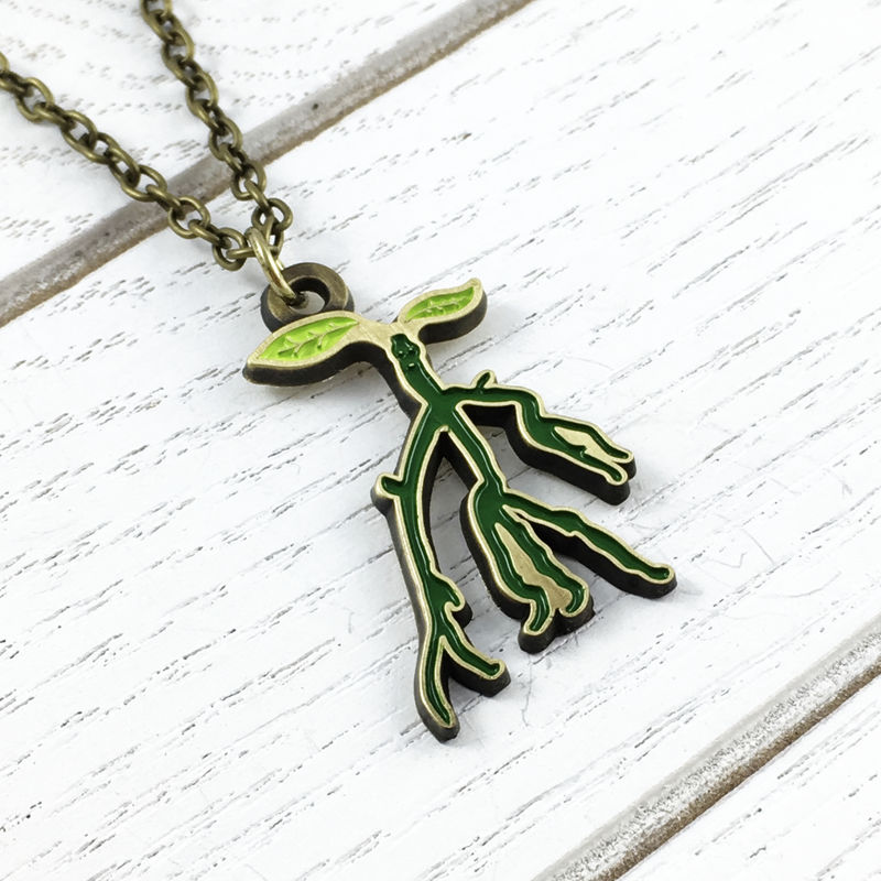 Fantastic Beasts Bowtruckle Necklace - product images  of