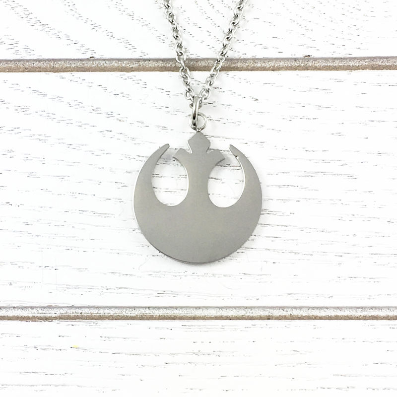Star Wars Rebels Stainless Steel Necklace - product images  of