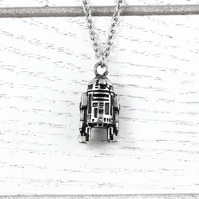 Star Wars R2D2 3D Necklace - product images  of