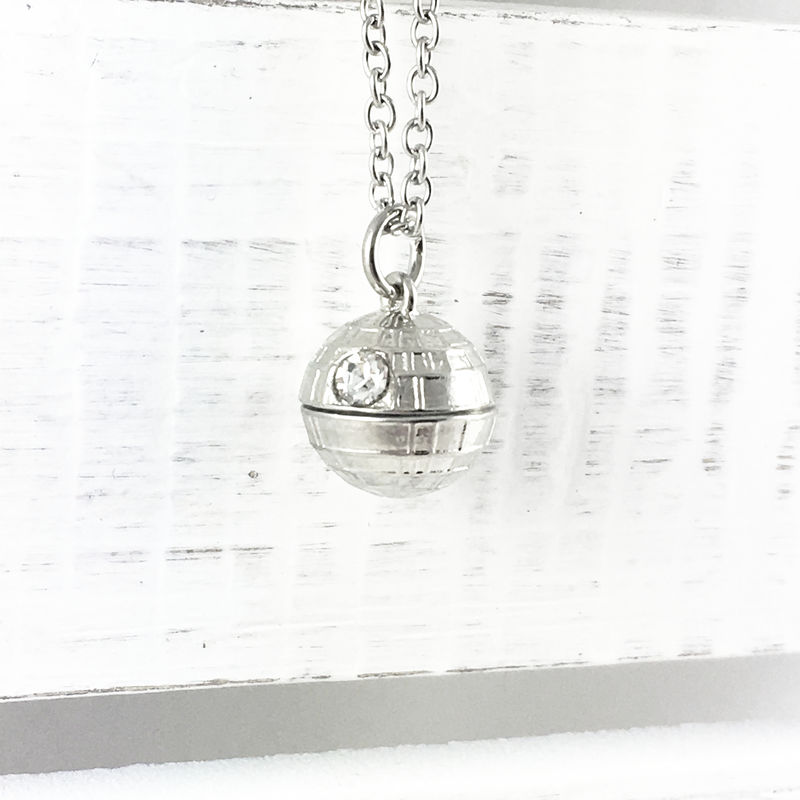 Star Wars Deathstar 3D Necklace - product images  of